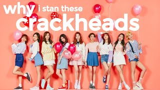 why TWICE is my ultimate favorite girl group