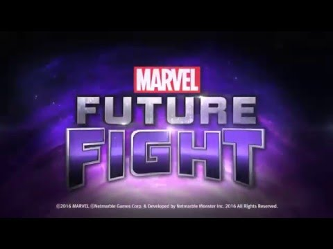 MARVEL Future Fight Tarafını Seç