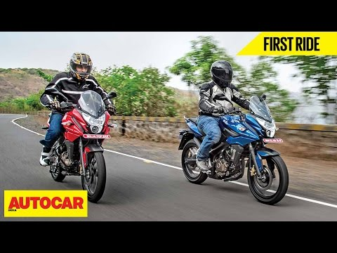 Bajaj Pulsar AS 200 & AS 150 | First Ride | Autocar India