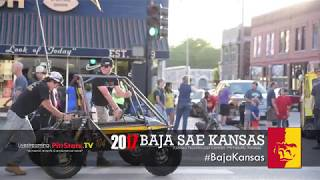 'Bajas on Broadway  ///  2017 Baja SAE Kansas