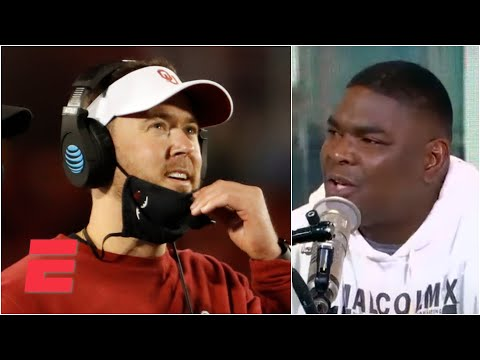 I don't wanna see Oklahoma in the damn playoff again! - Keyshawn Johnson | KJZ