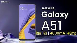 تسريبات مواصفات هاتف Samsung Galaxy A51 | مع اهم مميزات ...