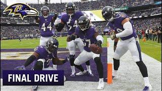 Final Drive: Lamar Jackson, Ravens Shrugging Off Praise | Baltimore Ravens