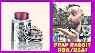 Vaping The Dead Rabbit RDA!