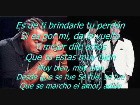 Dile a Ella - Magnate y Valentino ft. Don Omar 'Lyrics'