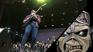 Iron Maiden Symphonic Medley II - The Trooper, Hallowed be Thy Name and Aces High.