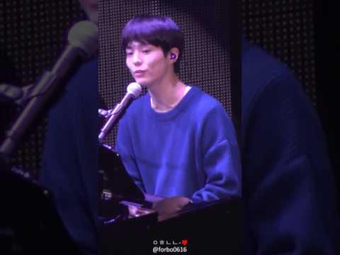 170204 박보검 Rainy Blue