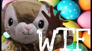 WE TURNED INTO EASTER RABBITS 🐇 KMART EASTER HAUL