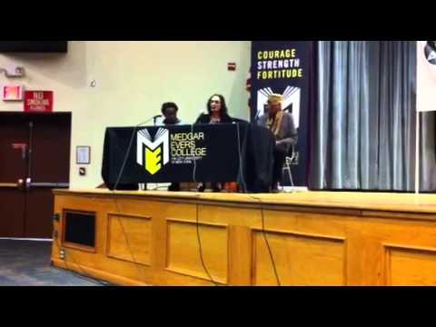 Reel Sisters 12 Years A Slave Panel at NBWC - Pt 2
