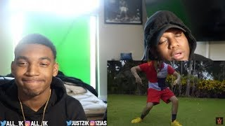 """6IX9INE """"Gotti"""" (WSHH Exclusive - Official Music Video)- REACTION"""