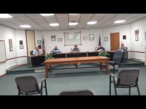 Rouses Point Village Board Meeting  8-16-21