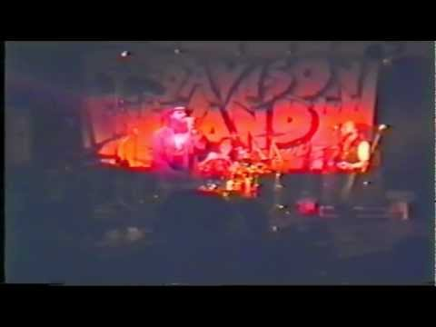HANK DAVISON BAND - Augsburg 1990 - A Little Bit Of Rock And Roll