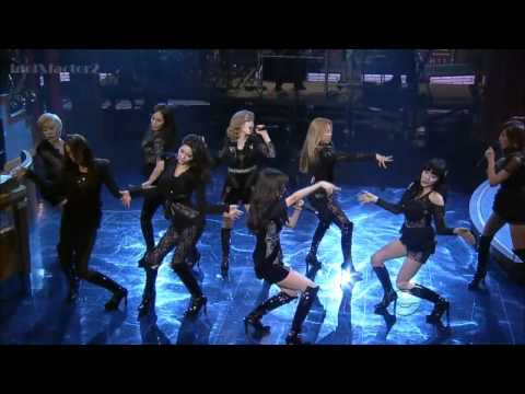 Girls' Generation (소녀시대) - The Boys (English Ver.) Live (Remix DJ)