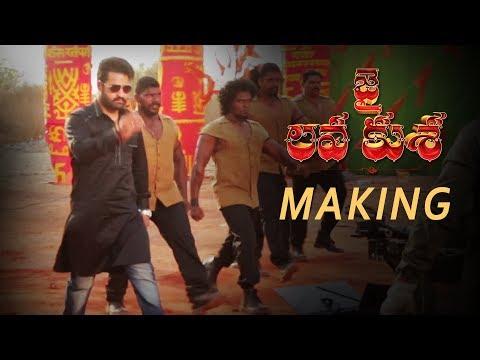 JAI-Making---Jai-Lava-Kusa---NTR--Nandamuri-Kalyan-Ram