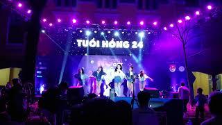 Cô ba Sài Gòn - Đông Nhi ( Tuổi Hồng 24 Trường THPT Nguyễn Thị Minh Khai