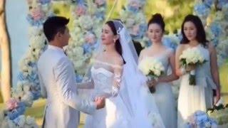 Đám cưới xa hoa của Ngô Kỳ Long - Lưu Thi Thi