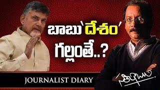 Journalist Diary: Future of Chandrababu's TDP..