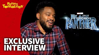 The 'Black Panther' Cast on Celebrity Fans and That One-Take Fight Scene (2018) | Rotten Tomatoes