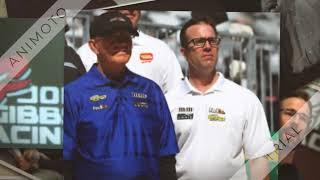 J.D. Gibbs, co-founder of Joe Gibbs Racing dies at 49 years old.