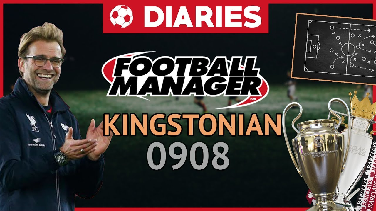 Kingstonian Diaries Europa Cup Quarters (0908) Football Manager 2018