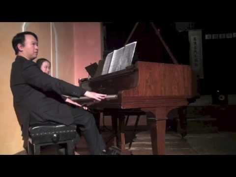 慈濟 心願 鋼琴 Heart Wish performed at Rudolf Steiner Hall - Baker Street - Tzu Chi Concert UK 2013