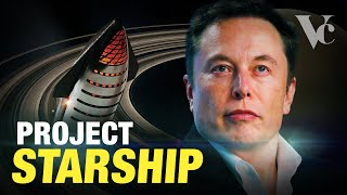 How Elon Musk is Building a Railroad to Space (Starship & SpaceX)