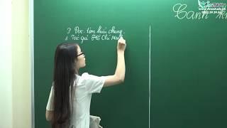 [Ngữ văn lớp 7] - Bài : Cảnh khuya