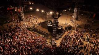 B-roll footage of big music concert, night party [Royalty-Free Video]