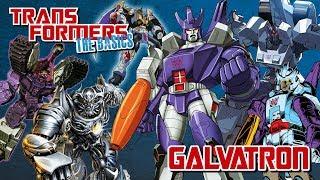TRANSFORMERS: THE BASICS on GALVATRON