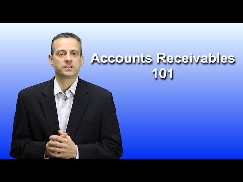Accounts Receivables 101