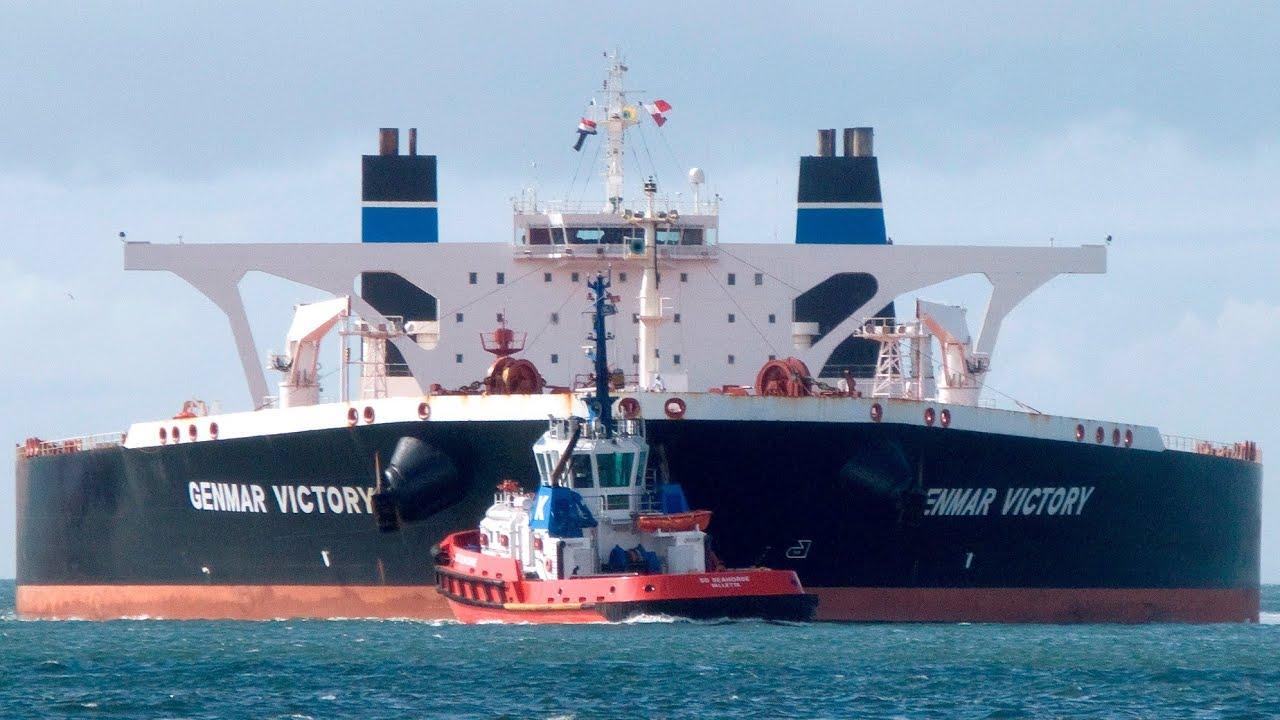 Foto's: Tanker Genmar Victory (70 meter breed) Rotterdam ...
