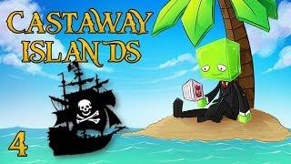 Minecraft: Castaway Islands - My Pirate Ship! [4]