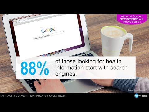 Mobile Search for Medical Marketers [Webcast]