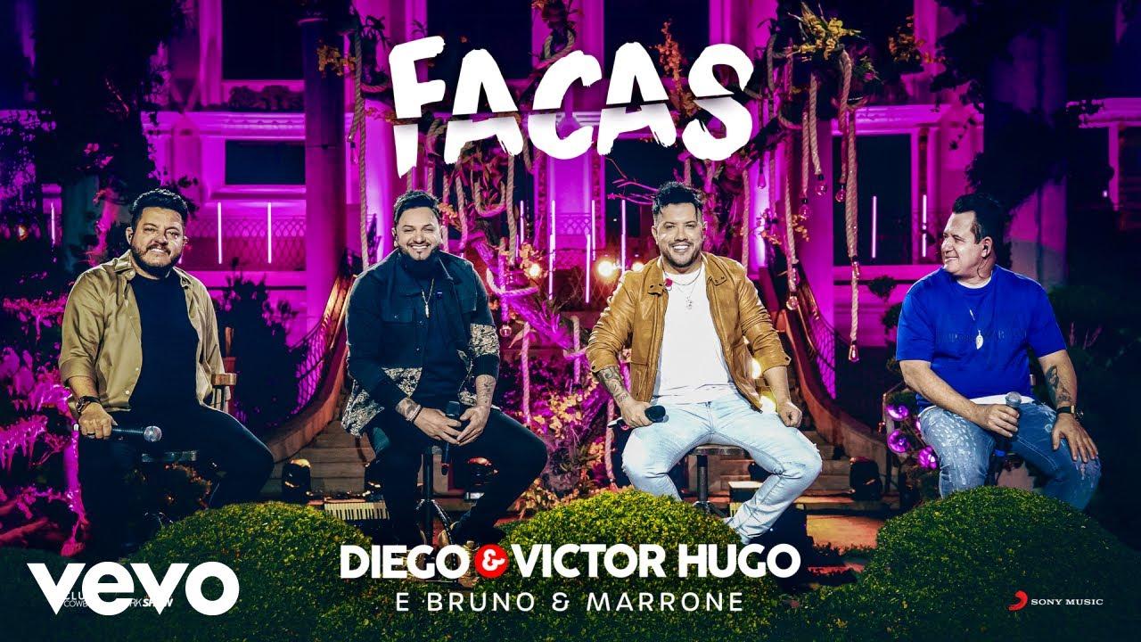Diego & Victor Hugo, Bruno & Marrone - Facas