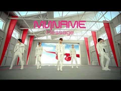 MYNAME - Message (Japanese.ver)_Official MV
