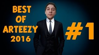 Dota 2: Best Of Arteezy 2016 #1