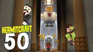HermitCraft 7: 50 | GRIAN GET CHALLENGED!
