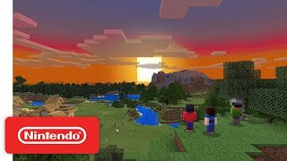 Minecraft - Better Together Trailer - Nintendo Switch