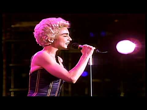 Madonna - Lucky Star (Who's That Girl Tour Japan 1987)
