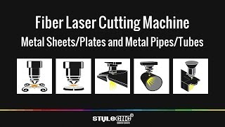 The Best Fiber Laser Cutting Machine for Sheet Metal and Metal Tube of 2019