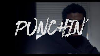 "Teejayx6 ""Punchin'"" ft. NLE Choppa (Official Music Video)"
