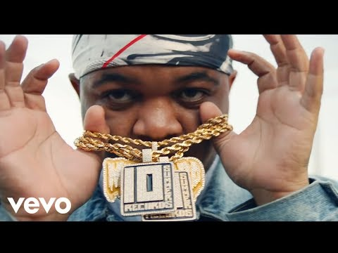DJ Mustard - Ridin' Around ft. Nipsey Hussle, RJ