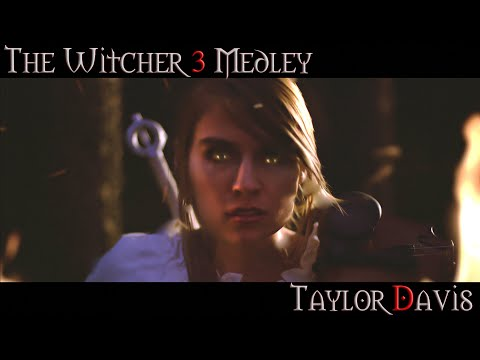 Taylor Davis - Witcher 3 violin cover