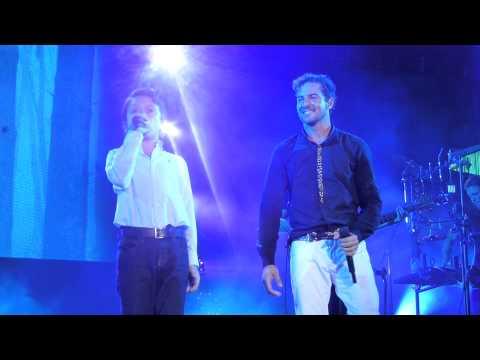Baixar David Bisbal y Raul - El Balilla -- Dígale -- MURCIA 2014