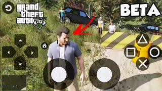 GTA 5 FOR ANDROID - HIGH FPS BETA | 1000% REAL | DOWNLOAD NOW
