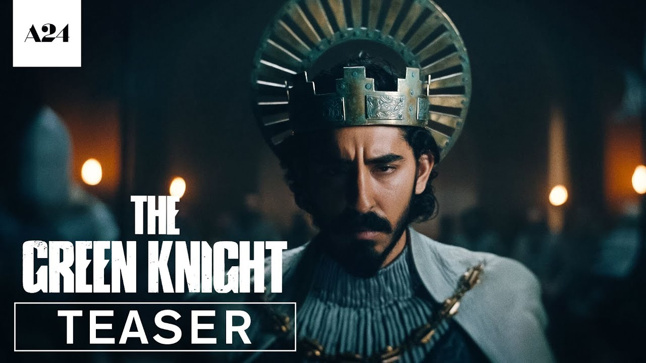 Trailer de The Green Knight