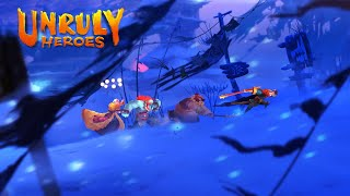 Unruly Heroes | Announce Trailer | PS4