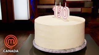 Blindfolded Cake Taste Test & Recreate Challenge | MasterChef Canada | MasterChef World