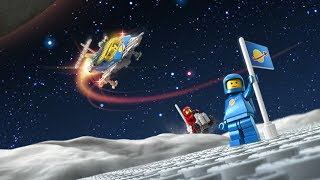 LEGO Worlds launches into space