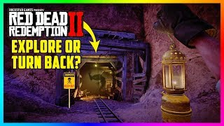 Exploring A SECRET Mineshaft In Red Dead Redemption 2 To Hunt Down The Most Dangerous Bounty! (RDR2)